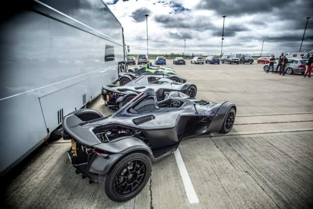 The one-of-a-kind Mono supercar by Briggs Automotive Company (BAC) will be sold by leading luxury motor dealer group, H.R. Owen