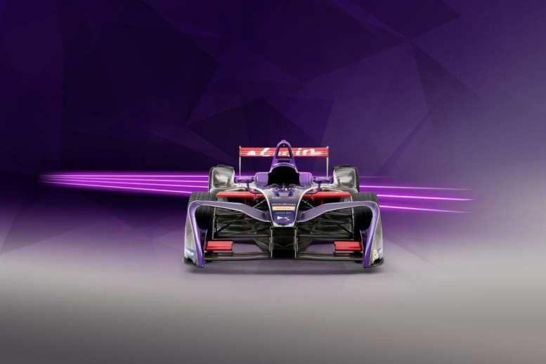 Ds Virgin Racing Formula E Season 3 Livery: Revealed