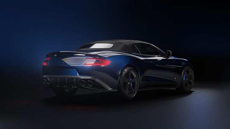 Tom Brady Signature Edition Aston Martin Vanquish S Volante