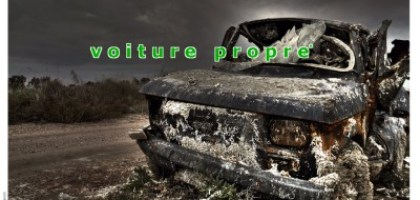 Campagne Carfree France 2009: la fin de l'automobile, c'est maintenant