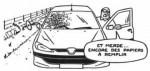 Mise au point sur les déplacements routiers