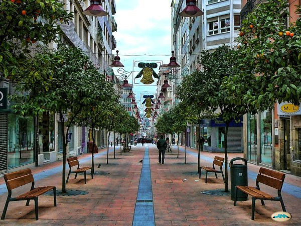 Quand la volonté politique métamorphose l'espace public : Pontevedra, Espagne, la ville où les piétons seraient rois