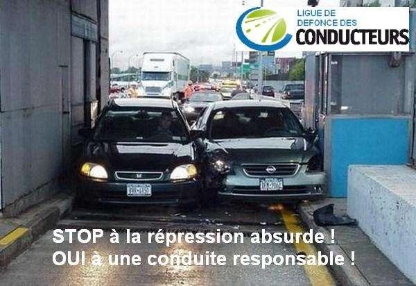 Ils veulent généraliser le 80 km/h: Panique à la Ligue des Conducteurs!