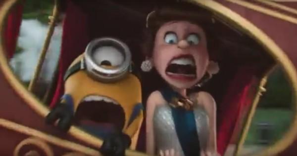 Irréaliste, violente, destructrice. La représentation de la mobilité au cinéma (3/6): Les Minions