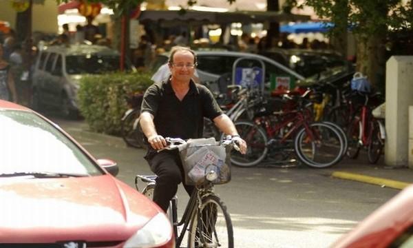 Nordiques à vélo, Italiens à moto