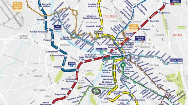 10.000 toulousains demandent la gratuité des transports publics