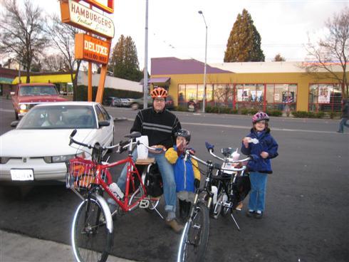 Bikes andDick's