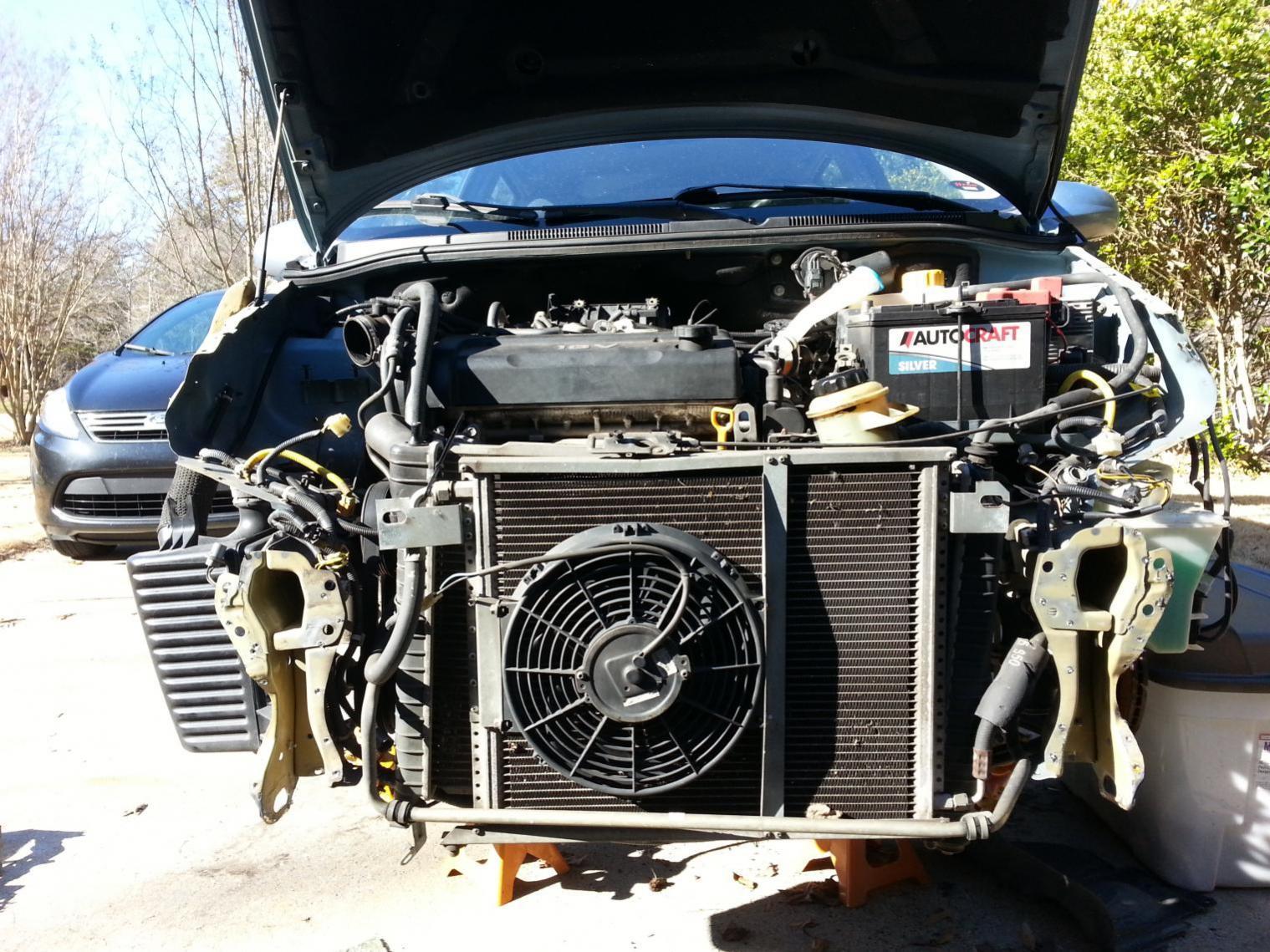 radiator grand new avanza kijang innova car heating up 5 fan problems that yo need to few