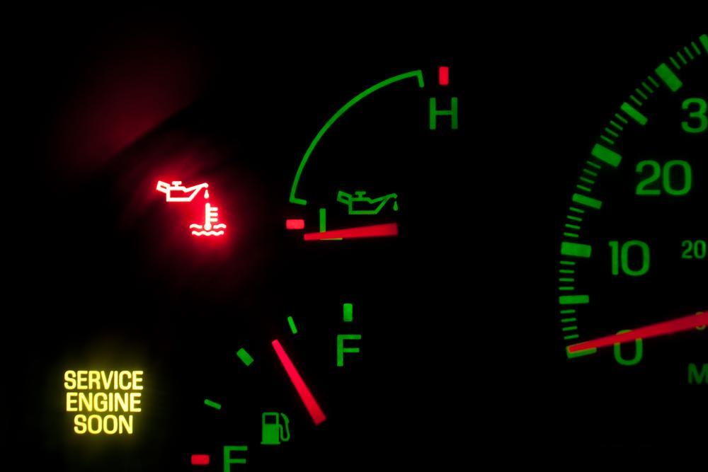 Oil Change Light