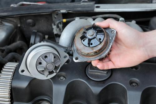 small resolution of 2000 bmw water pump