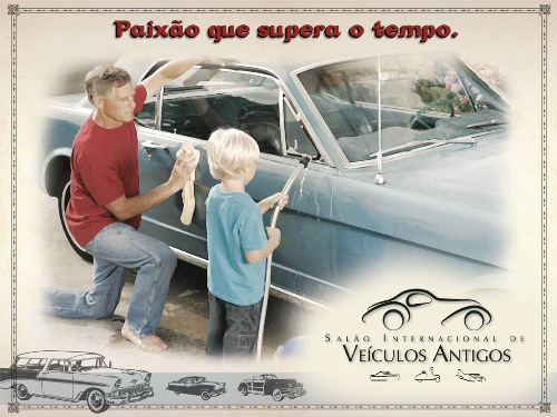 Salão Internacional de Veículos Antigos - SIVA