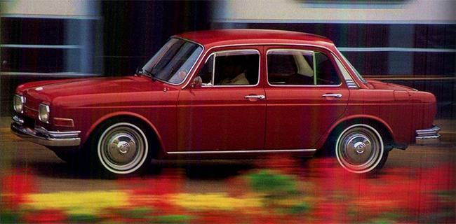 Volkswagen1600