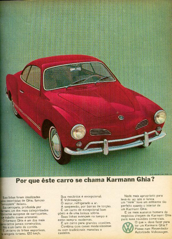 karmann 1965