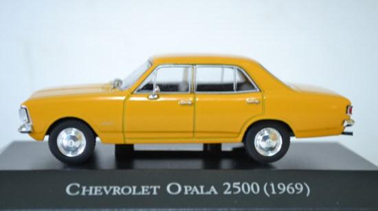 Chevrolet Opala 2500 1969_1