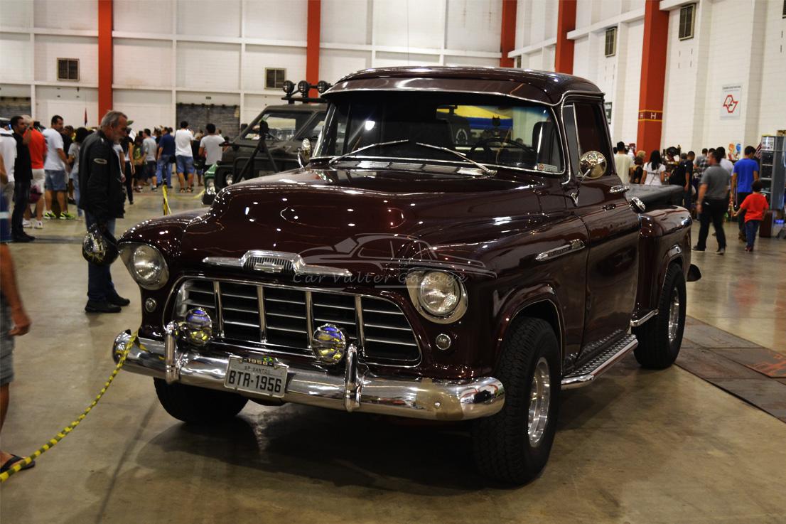 Chevrolet 3100 - 1956