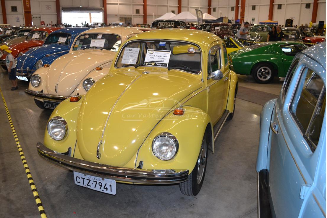 Volks Fuscao 1500 - 1973