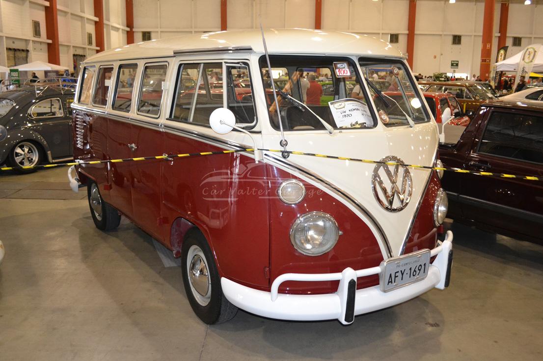 VW Kombi Luxo - 1970