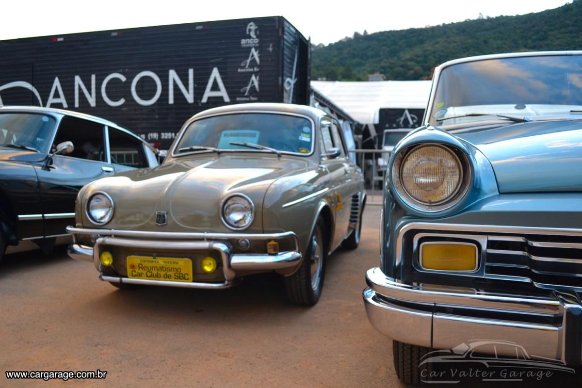 Premiado - Gordini III 1967 do Reumático Renatinho Espanhol