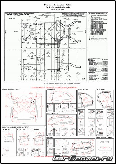 Service manual [Motor Repair Manual 1993 Infiniti J Free
