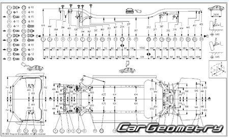 Lexus LS430 (UCF30) 2000–2006 Collision Repair Manual