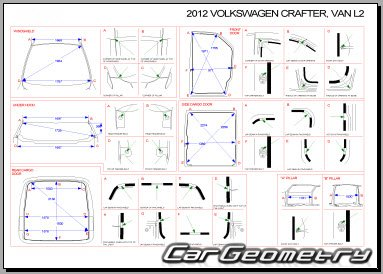 Volkswagen Crafter (2E) 2006–2016