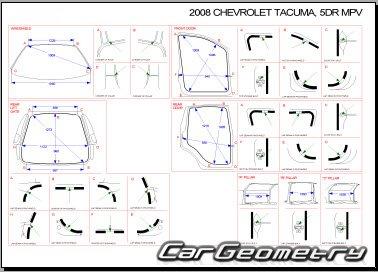 Chevrolet Rezzo (Daewoo Tacuma) 2000–2008