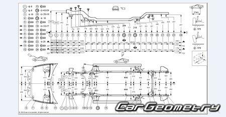 Chrysler Sebring (Sedan JR, Coupe ST) 2000–2006