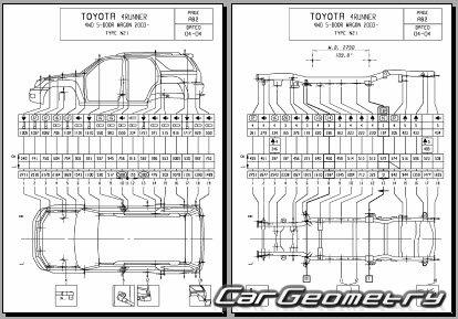 Toyota 4Runner (Hilux Surf) 2002-2009 (UZN210, UZN215