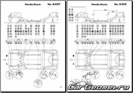 Выборка из стапельных баз для Honda Logo (GA3) 2WD 1997-2003