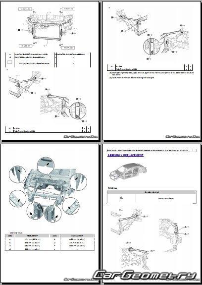 Toyota Camry Hybrid (AXVH70, AXVH71) 2017-2023 Collision