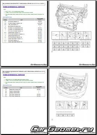 Toyota Prius V 2015-2018 (ZVW41) Collision Repair Manual