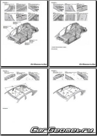Honda Civic Type R (FK) 2016-2020 Body Repair Manual