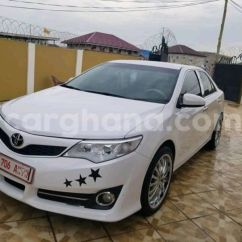 Brand New Toyota Camry For Sale In Ghana Grand Avanza Abs Buy Used White Car Accra Greater Carghana No Ad Big With Watermark 41473159 343740456369900 2932143154725388288 O Sold