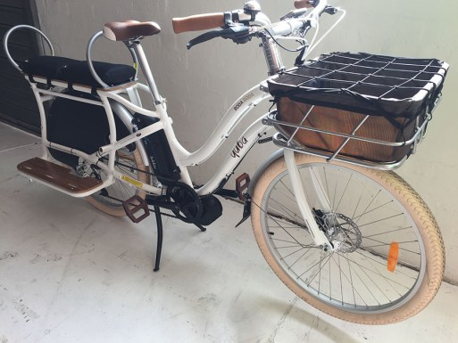 Pimping an Electric Boda Boda with Lekkie Mid drive | Cargocycles