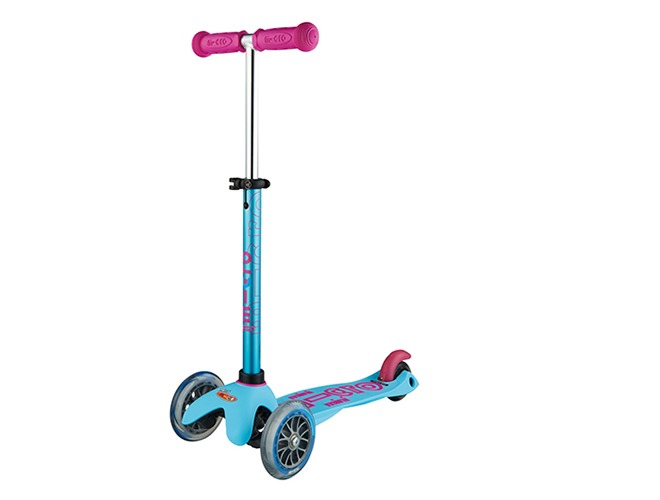 mini micro deluxe turquoise scooter MMD074