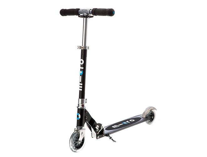 micro sprite kids scooter black SA0026 1 2
