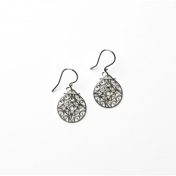 Southern Gates Biltmore® Jewelry Stonefleur Earrings