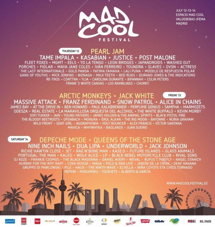 festival verano 2018