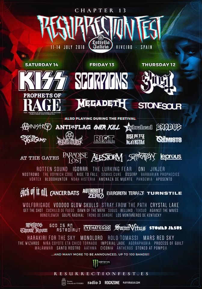 festival metal viveiro