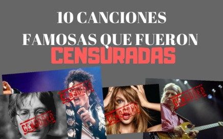 CANCIONES CENSURADAS