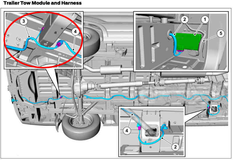 ford trailer wiring