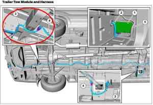 PreMod: Rear Parking Sensor Strip