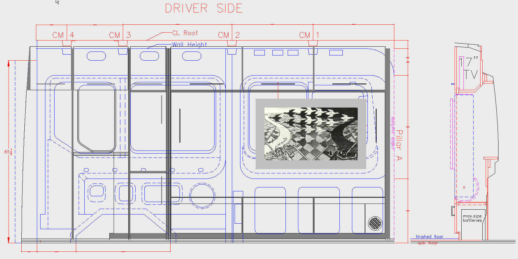 trailer wiring diagram south africa distributed control system murphy bed design   cargovanconversion.com