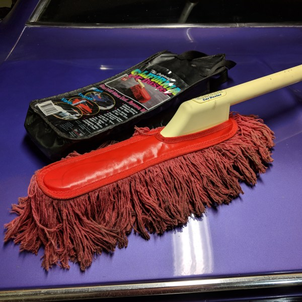 Dust Duster With Dusty - Car Guy