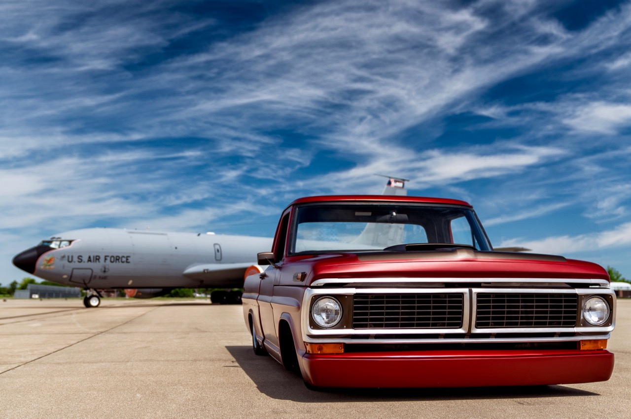 hight resolution of  70 ford f 100 boss truck therapy