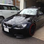 【プレミアムガラスコーティングGENESIS】BMW M3 E92
