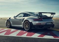 Magisch: de nieuwe Porsche 911 GT2 RS.