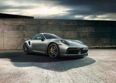 De nieuwe Porsche 911 Turbo S