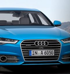 audi a6 all light meaning [ 1280 x 720 Pixel ]
