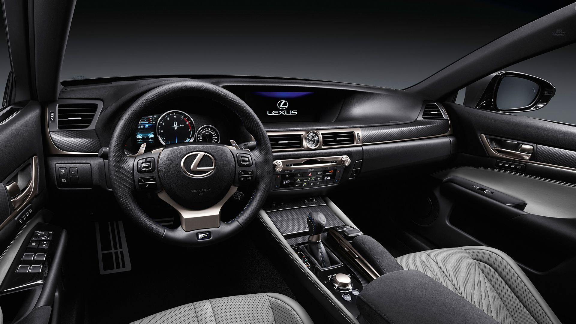 LEXUS GS F Tax Free Car Hub Seychelles